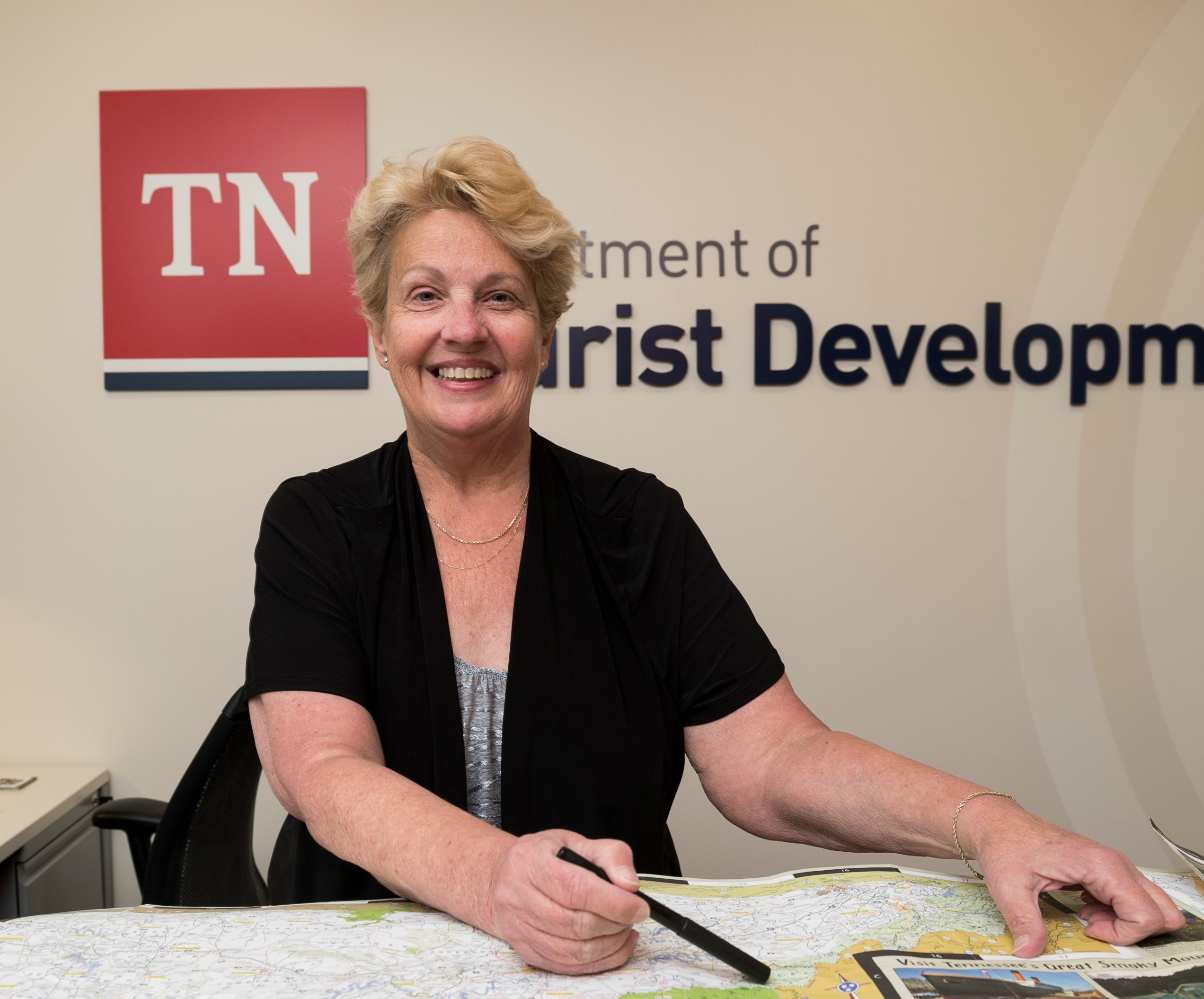 TDTD Nominates Fay Hicks for #servingTN
