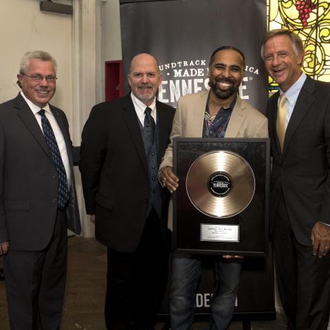 TDTD and Memphis Music Hall of Fame Celebrate Tourism and Legend Music Icons