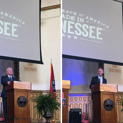 Gov. Bill Haslam and Commissioner Kevin Triplett Announce $19.3 Billion in Economic Impact for Tennessee Tourism Industry