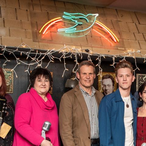 Winning Songwriters Performed at the Bluebird Cafe to Mark Inaugural 'Tennessee Songwriters Week'