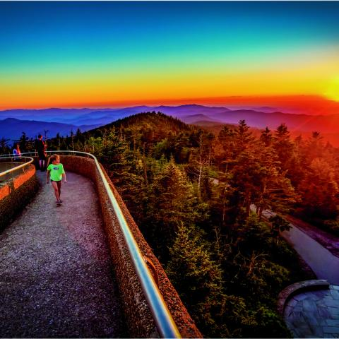 Great Smoky Mountains National Park, Gatlinburg TN. Photo credit: Jeff Adkins/Journal Communications Inc