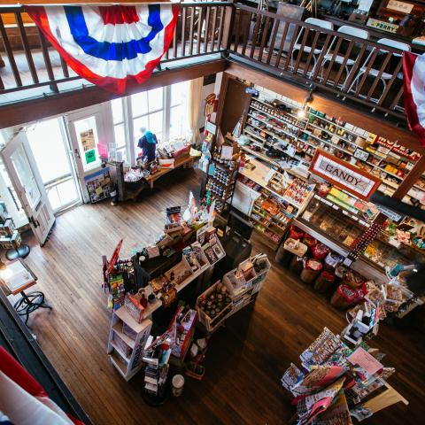 Sutton General Store in Granville TN