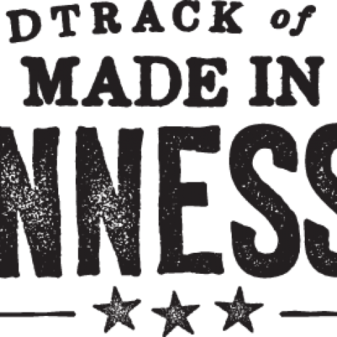 Soundtrack of America. Made in Tennessee. logo