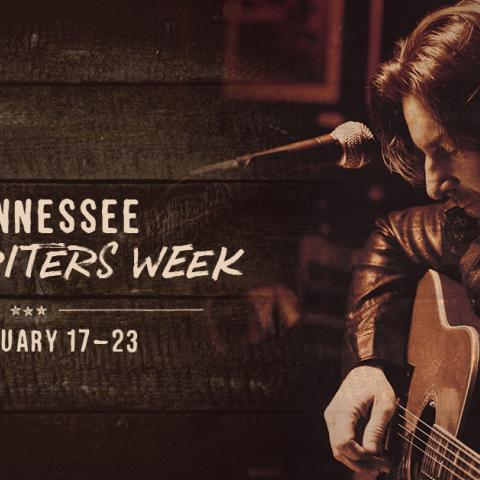Tennessee Songwriters Week